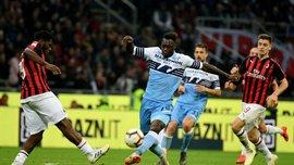 Мілан – Лаціо – 0:1 – відео гола та огляд матчу