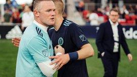 Руни забил победный гол со штрафного в MLS