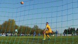 Днепр пропустил фантастический гол с центра поля в Кубке любителей