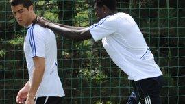 """""""Роналду спрашивал, тяжело ли нам"""", – Адебайор рассказал о работе с Криштиану на тренировках Реала"""