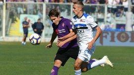 Аталанта здобула вольову перемогу над Фіорентиною і стала другим фіналістом Кубка Італії