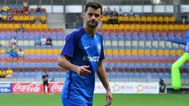 Голи Старгородського та Фещука не допомогли Вітебську обіграти Слуцьк Дудіка