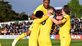 Юношеская лига УЕФА: определились финалисты турнира