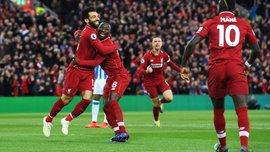 """Ливерпуль – Хаддерсфилд: Кейта забил самый быстрый гол """"красных"""" в истории АПЛ"""