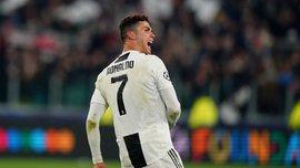 Роналду забил свой 600-й гол на клубном уровне