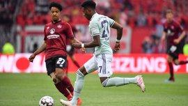 Бавария не воспользовалась осечкой Боруссии Д и расписала ничью с Нюрнбергом: 31-й тур Бундеслиги, матчи воскресенья