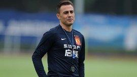 Каннаваро покинув збірну Китаю, яку очолив місяць тому