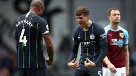 Стоунз назвал трех игроков, которые больше всех помогут Манчестер Сити в борьбе с Ливерпулем за титул АПЛ