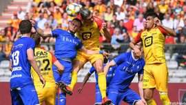 Гент із Безусом програв фінал Кубка Бельгії друголіговому Мехелену