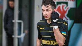 Нападающий Ингульца забил фантастический гол в стиле Ибрагимовича – удар скорпиона в матче Первой лиги