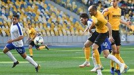 Динамо – Александрия – 1:1 – видео голов и обзор матча