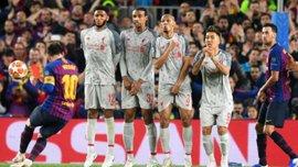 Барселона – Ливерпуль: болельщики мерсисайдцев требуют дисквалифицировать Месси
