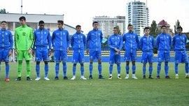 Збірна України U-16 перемогла Ірландію у заключному матчі Кубка розвитку УЄФА