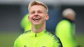 Зінченко продовжує жартувати над партнерами по Манчестер Сіті – цього разу дісталось Гюндогану