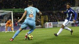 Лига 1: Марсель не смог обыграть на выезде Страсбур и почти потерял шансы на зону Лиги чемпионов