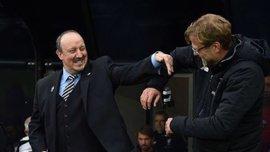 Бенитес надеется остановить Ливерпуль в гонке за чемпионством АПЛ