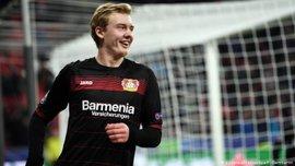 Боруссия Д может подписать Брандта – Бавария вышла из борьбы за хавбека