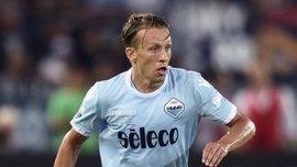 Лукас Лейва підписав новий контракт з Лаціо