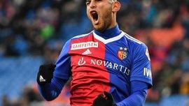 Cамбрано, который принадлежит Динамо, забил дебютный гол за Базель