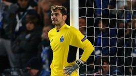 Игроки и фанаты Порту трогательно поддержали Касильяса, который перенес инфаркт