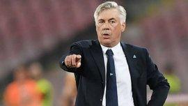 Анчелотти назвал 2-х конкретных игроков, которых хочет приобрести в Наполи