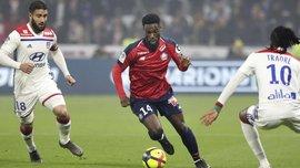 Ліон та Лілль розписали результативну нічию, Сент-Етьєн обіграв Монако