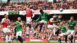 Арсенал – Брайтон – 1:1 – видео голов и обзор матча