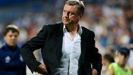 Саленко: Хацкевичу потрібно посилити дисципліну і штрафувати гравців
