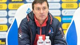 Леонов – найкращий тренер 27 туру УПЛ