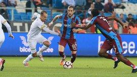 Кравець відзначився дебютним в сезоні асистом за Кайсеріспор, але це не врятувало команду українця