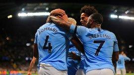 Невероятный выстрел Компани и предпоследний шаг Манчестер Сити к чемпионству в видеообзоре матча с Лестером