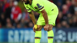 """Ливерпуль – Барселона: фанаты """"красных"""" освистали Суареса за позорную симуляцию и грязный фол против Робертсона"""