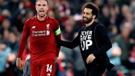 Хендерсон: Ливерпуль знал, что сможет совершить что-то особенное на Энфилде