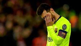 Ливерпуль – Барселона: Сантос потролив Месси после вылета из Лиги чемпионов