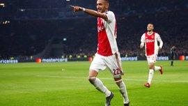 Зієш став другим марокканцем, який забив у півфіналі Ліги чемпіонів