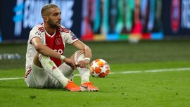 Зиеш назвал виновника вылета Аякса из Лиги чемпионов