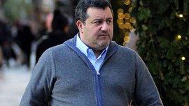 Скандальному агентові Погба заборонили займатися футбольною діяльністю на три місяці