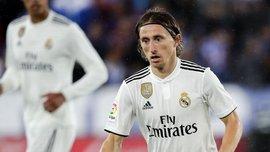Зидан заверил Модрича, что рассчитывает на него, – хорват хочет завершить карьеру в Реале