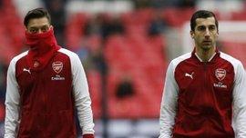 Арсенал хочет избавиться от Озила и Мхитаряна