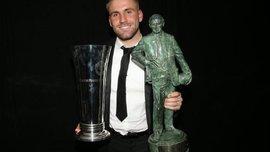 Шоу став гравцем року в Манчестер Юнайтед