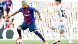 Барселона – Хетафе – 2:0 – видео голов и обзор матча