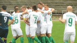 Друга ліга: Нива В у фантастичному матчі перемогла Калуш, Кремінь розгромив Миколаїв-2 і наблизився до Першої ліги