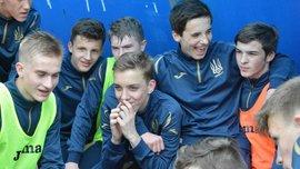 Збірна України U-15 розгромно перемогла Білорусь у Кубку розвитку УЄФА
