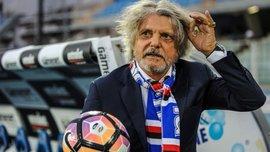 Президент Сампдорії може продати клуб за 120 млн євро