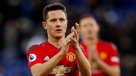 Эррера официально покинул Манчестер Юнайтед