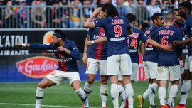 ПСЖ благодаря Неймару обыграл Анже – парижане первыми в топ-5 чемпионатах забили 100 голов за сезон