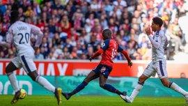 Лига 1: Лилль благодаря победе над Бордо обеспечил медали чемпионата, Лион уверенно одолел Марсель