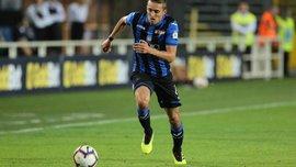 Милан нацелился на защитника Аталанты Кастаня