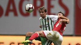 Коентрау зірвав шорти з суперника в матчі чемпіонату Португалії – курйоз дня