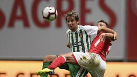 Коэнтрау сорвал шорты с соперника в матче чемпионата Португалии – курьез дня